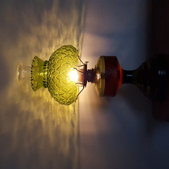 My Favorite Antique Oil Lamp - Lamps