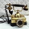 old antique brass telephone info please????