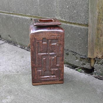A Mystery Scandinavian Vase - China and Dinnerware