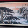 Large chinese Landscape painting