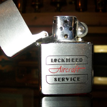 Lockheed Lighter - Advertising