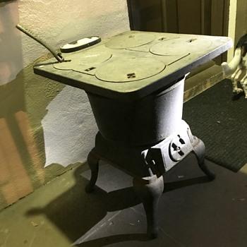 W. J. Loth's water heater  - Kitchen