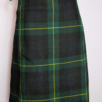 British army WWI or WWII Gordon Highlanders kilt - Military and Wartime