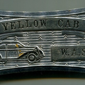 Yellow Cab W.A.S. - Accessories