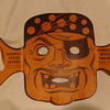 """""""Nabisco""""  Spiced Wafer Pirate Mask"""