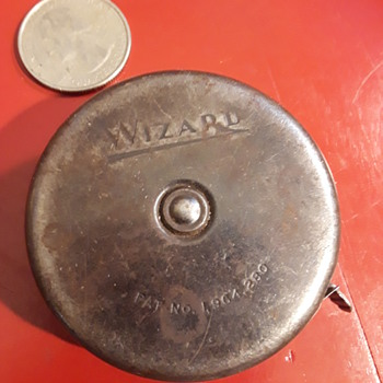 old WIZARD tape measure by LUFKIN - Tools and Hardware
