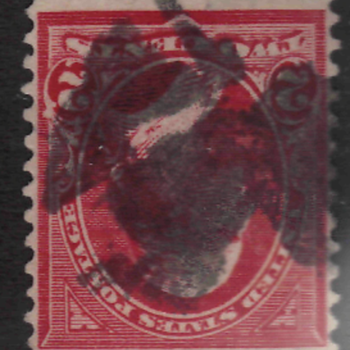 What's this for a Fancy Cancel? - Stamps