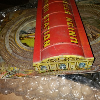 Out of the box #2 - Model Trains