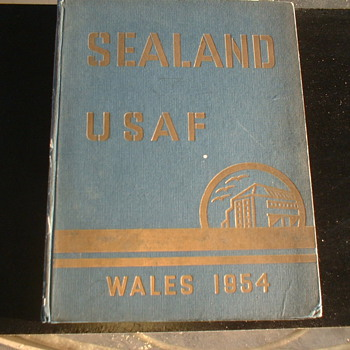 Sealand USAF 1954
