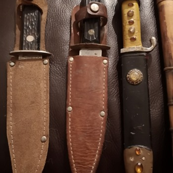 Vintage knifes - Tools and Hardware