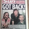 "Sun Newspaper-Oct.3,1995...""GOT  BACK!"""