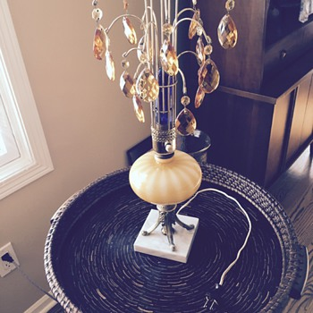 Tree lamp