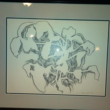 Barbara Smith signed Print or Lithograph?  - Fine Art