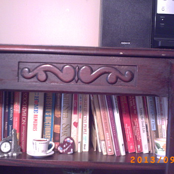 BOOK CASE - ROUGH SHAPE - Furniture