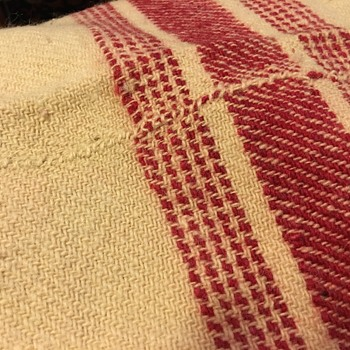 Antique blanket - Native American
