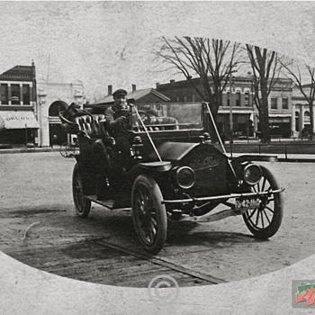 Grandpa's Model T - Photographs