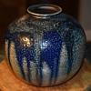 Salt-glazed Stoneware - this may be an old North Carolina piece!