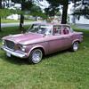 1959 pink coral metallic studebaker lark