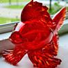 Art Glass Betta Fish