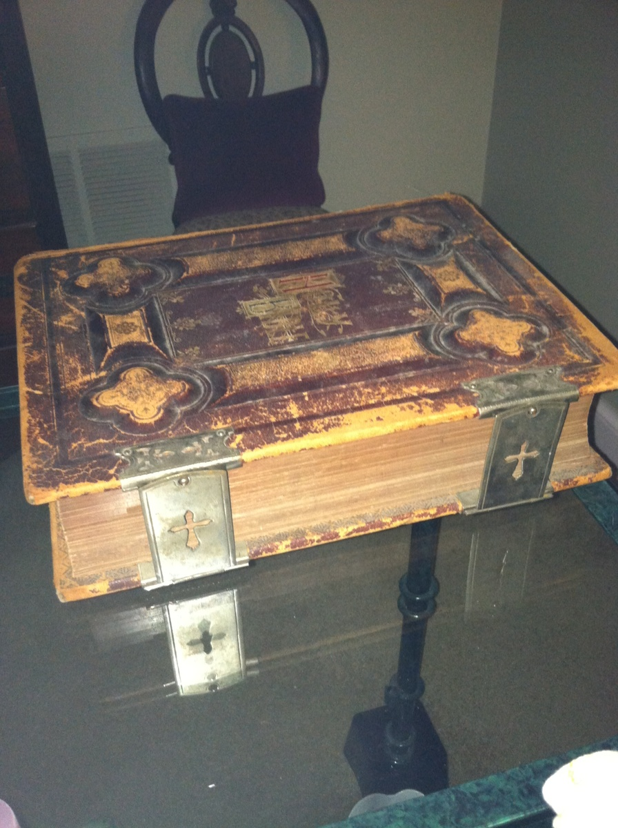 Bibles of the 1800s