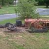 Antique Coal Cutter