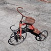 Terrible Tricycle Tuesday Vintage Tricycle With Skinny Wheels