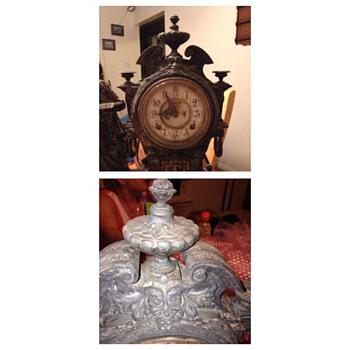 ? Original Ansonia Clock - Clocks