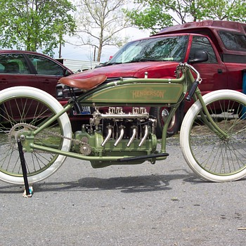 Motorcyles from Oley Pa show - Motorcycles