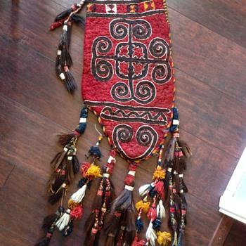 "Uzbekistan ""Ok Bash"" - Rugs and Textiles"