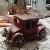 cast iron truck