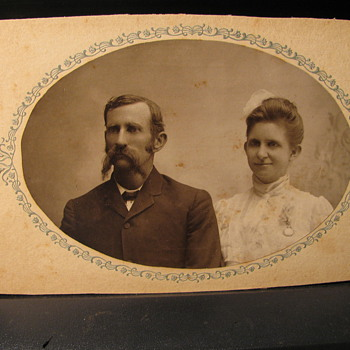 Photo of unidentified Couple - Photographs
