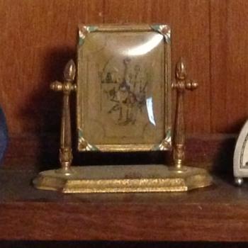 A Few Of My Small Clocks
