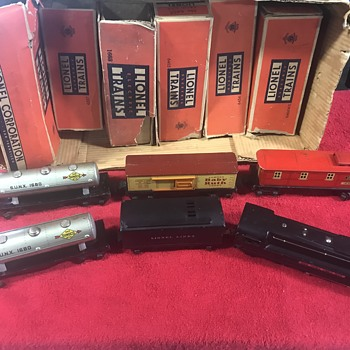 Lionel train set 1939  - Model Trains