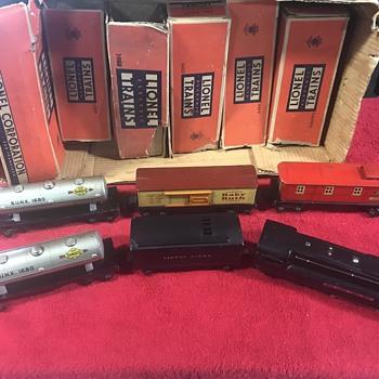 Lionel train set 1939  - Model Trains