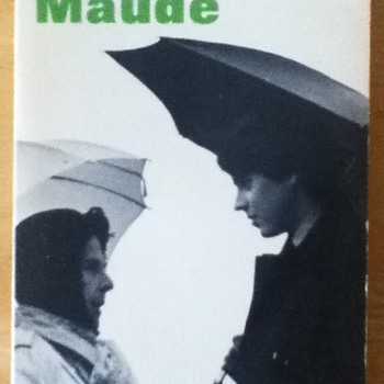 """Harold and Maude"" Collectible Paperback"