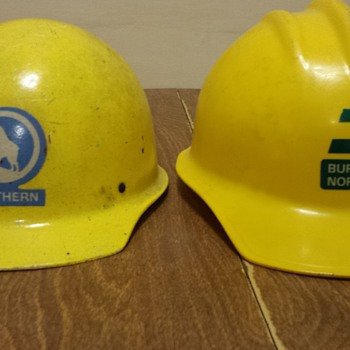RR Hard Hats - Railroadiana