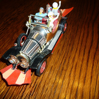 Chitty Chitty Bang Bang - Model Cars