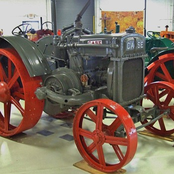Some pics from our visit to the Keystone Antique Truck and Tractor Museum. - Tractors