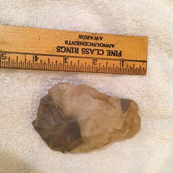 Native American Scraper found in South KY