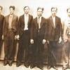 1930 Original Prisoner Photo from Camden New Jersey