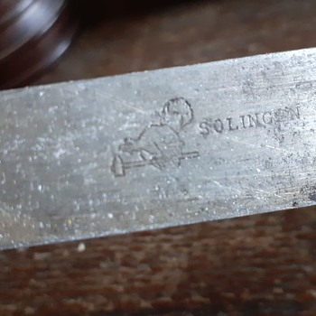 Rare ? Solingen mark - Tools and Hardware