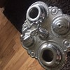 Metalcraft ashtray stand by   Metalcraft manufacturing co
