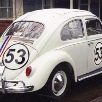 "1962 VW Bug Rag Top ""HERBIE"" - Classic Cars"