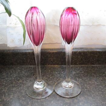Cranberry Art Glass - Art Glass