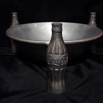 Brunhoff Mfg Co Coca Cola 1935 Change Tray? - Coca-Cola