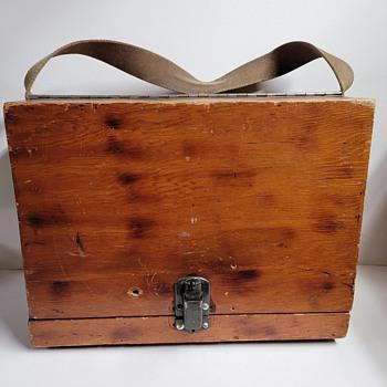 Custom Gun Box - Military and Wartime