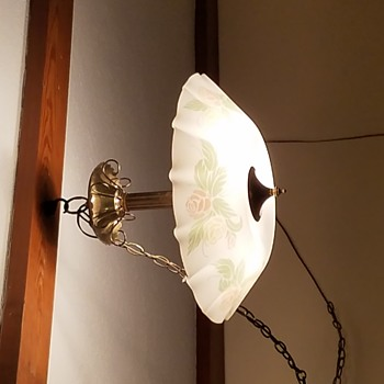 Rose hanging lamp - Lamps