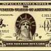 Statue of Liberty Souvenir Novelty Note
