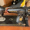 1937 Singer Sewing Machine