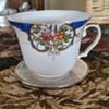 Fine bone china cup